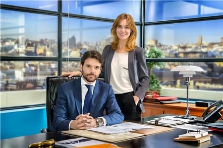 The series 'Derecho a soñar' comes to La 1 de TVE